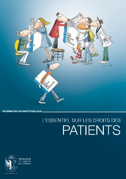 brochure droits patients